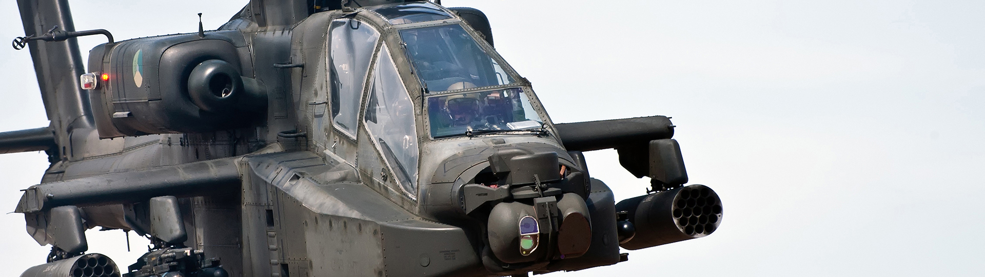 Boeing AH-64 Attack Helicopter