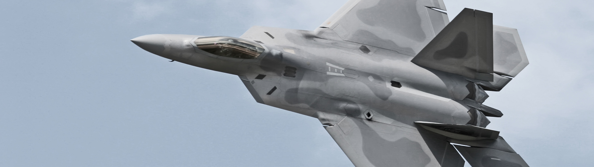 Lockheed Martin F-22 Stealth Fighter Aircraft